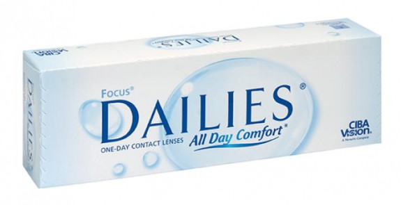 ALCON Focus DAILIES All Day Comfort