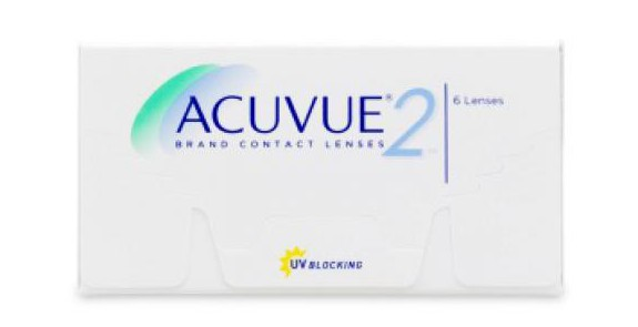 JOHNSON & JOHNSON ACUVUE ADVANCE 2