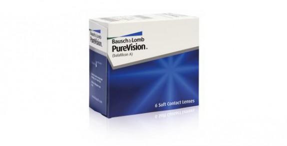 BAUSH&LOMB PureVision