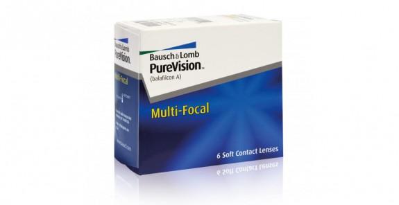 Lentilles BAUSH&LOMB PureVision Multi-Focal