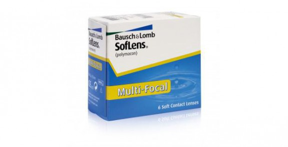 Lentilles BAUSH&LOMB SofLens Multi-Focal