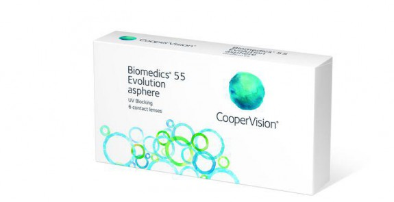 COOPERVISION BIOMEDICS EVOLUTION