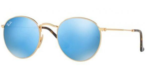 RAY BAN RB 3447N ROUND METAL