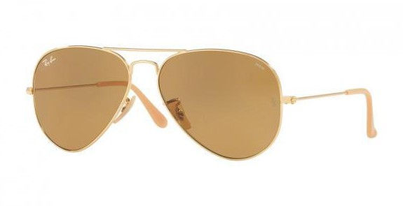 Lunettes de soleil RAY BAN RB 3025 AVIATOR 90644I