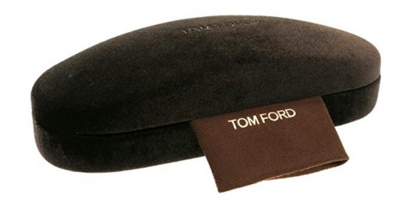 iLoveYourGlasses ETUI TOM FORD RIGIDE MARRON