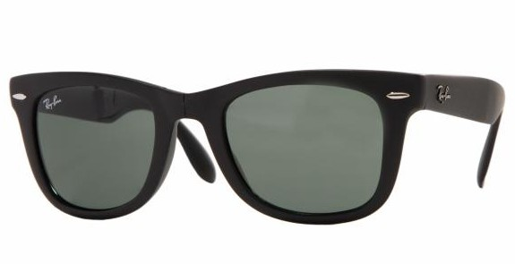 RAY BAN RB 4105 FOLDING WAYFARER