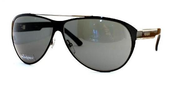 lunettes de soleil yves saint laurent ysl 2238 s 65zbn. Black Bedroom Furniture Sets. Home Design Ideas
