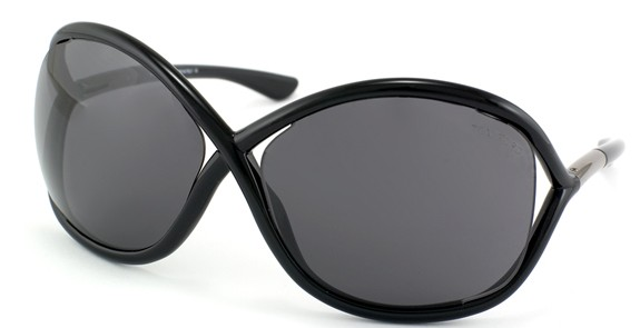 0b4492680c44a Lunettes de soleil TOM FORD TF 0009 WHITNEY 199