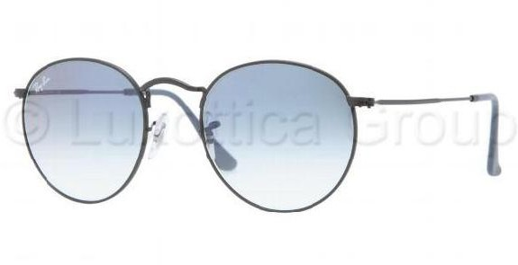 RAY BAN RB 3447 ROUND METAL