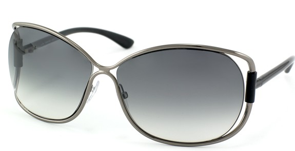 Lunettes de soleil TOM FORD TF 0156 EUGENIA 08B