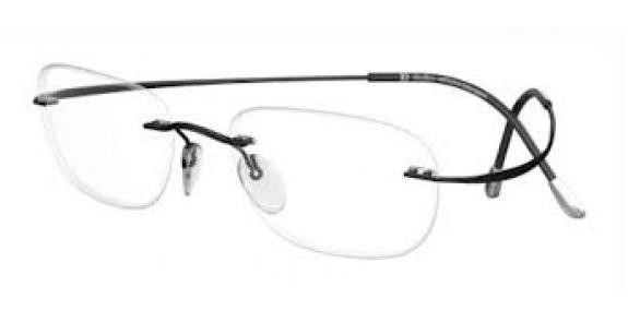 Montures lunettes silhouette femme