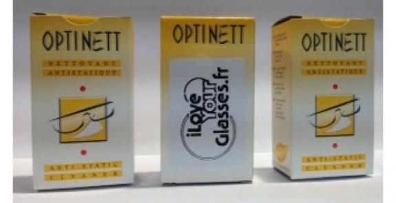 Optinett Lingettes humides par 30