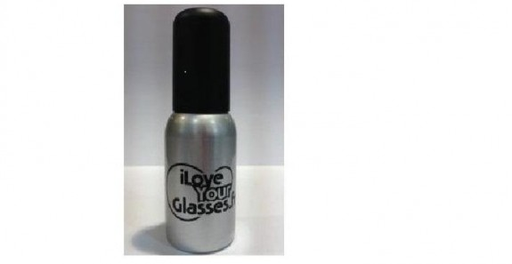 iLoveYourGlasses Spray Nettoyant pour verres (Grand Format:50 ml)