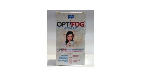 ESSILOR OPTIFOG ACTIVATEUR ANTI BUEE (POUR VERRE OPTIF. UNIQUEMT)