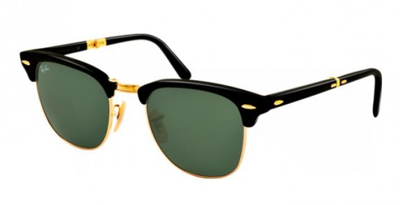 RAY BAN RB 2176 CLUBMASTER FOLDING