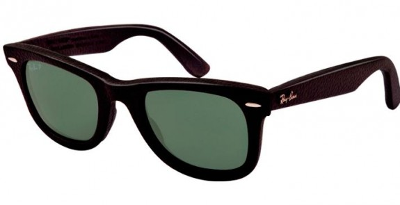 RAY BAN-RB 2140 QM WAYFARER LEATHER