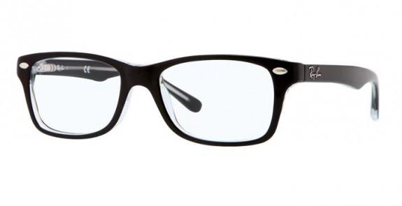 lunettes de vue ray ban rb 1531 3529. Black Bedroom Furniture Sets. Home Design Ideas