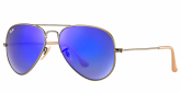 Lunettes de soleil RAY BAN RB 3025 AVIATOR 167/68