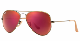 Lunettes de soleil RAY BAN RB 3025 AVIATOR 167/2K