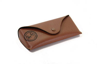 Etui Ray Ban Rigide Marron